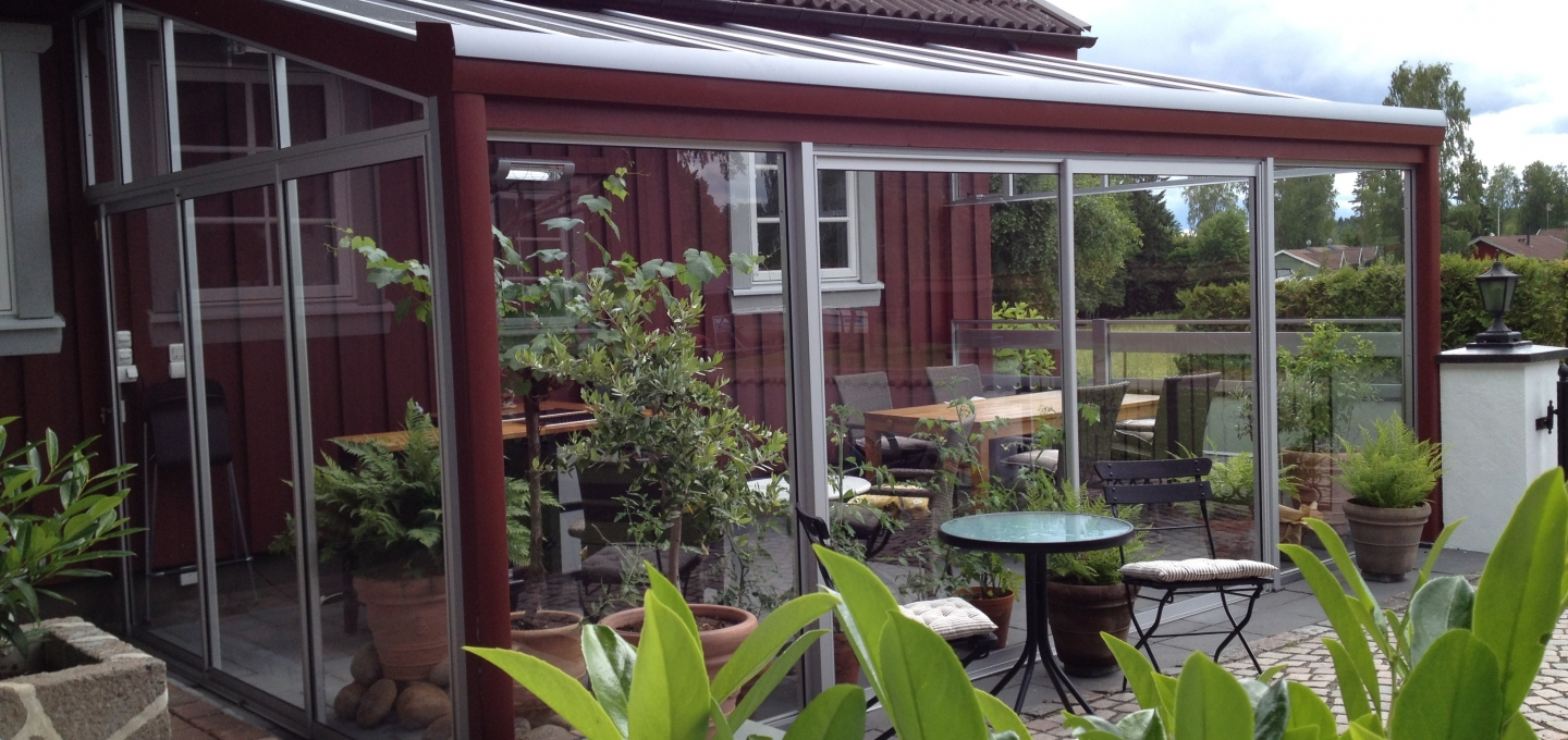Easy Roof alu-stomme 1
